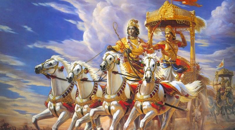 62. Reading Mahabharata equals reading Vedas