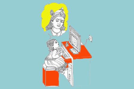 How can I do Service to Sanatan Dharam through BharatMarg.com