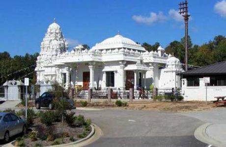 Shiva Vishnu Temple of North Carolina, USA