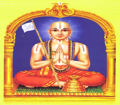 Fulfilling wishes of Yamunacharya