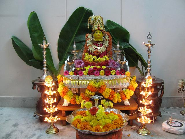 VaraLakshmi Vratam – Festival to pray Goddess Lakshmi