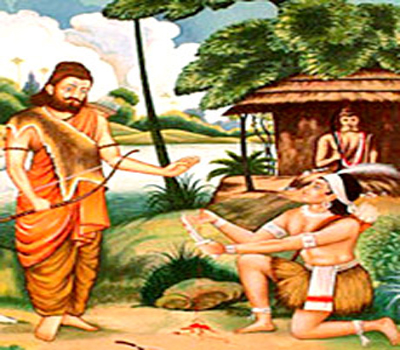 Qualities of a good student – Lesson from Mahabharat