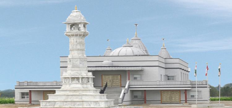 Brampton Jain Temple – A walk through by Dr Raj Patil