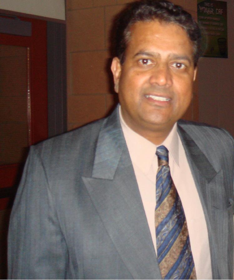 Dr. Raj Patil Profile