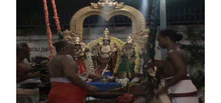 Thiru Kavalambadi (Kannan Kovil) Divyadesam