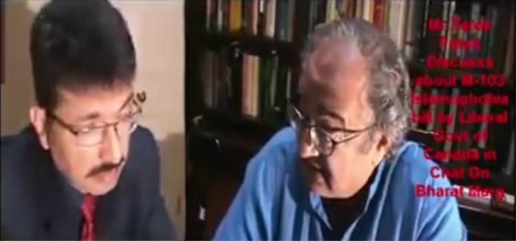 Tarek Fatah on 1984 Sikh Massacre and Khalistan