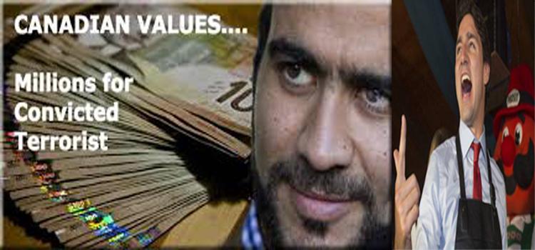 Why would Canadian PM Justin Trudeau pay millions to Islamic Terrorists? – TarekFatah