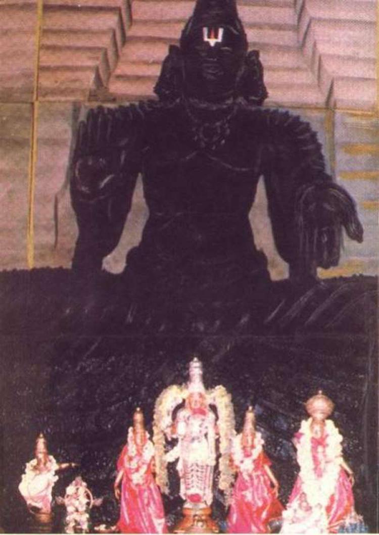 Pandava Dhootar Swami Temple