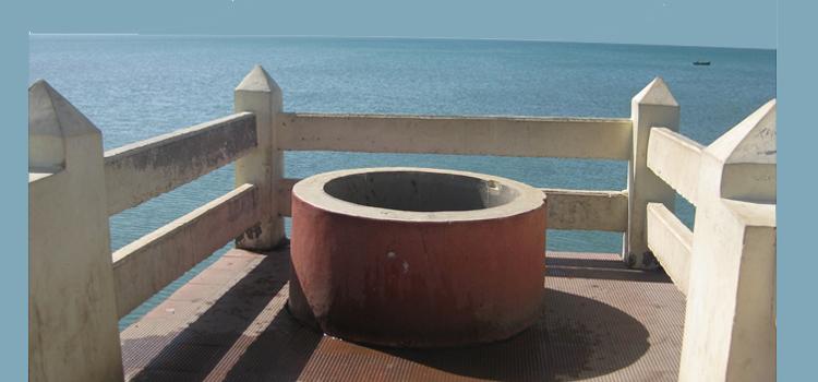 Villondi Theertham – Sacred Place near Rameshwaram