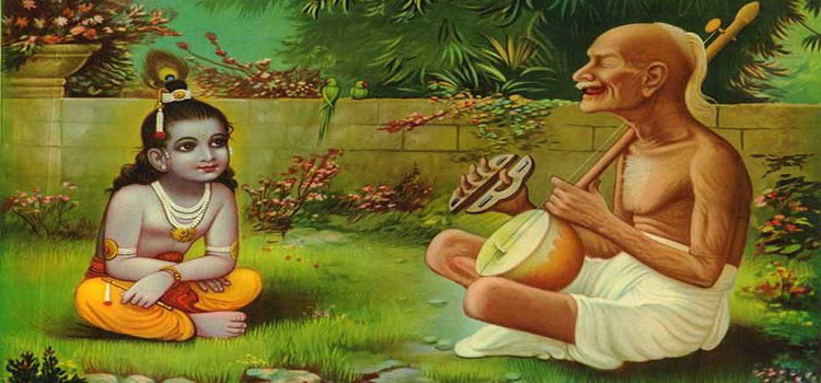 Surdas : Saint, poet, musician with golden voice and Krishna Devotee