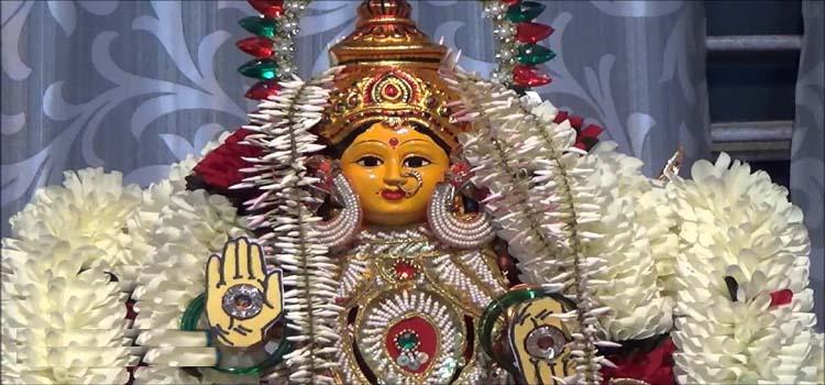 VaraLakshmi Vratam - Festival for Maha Lakshmi   BharatMarg com