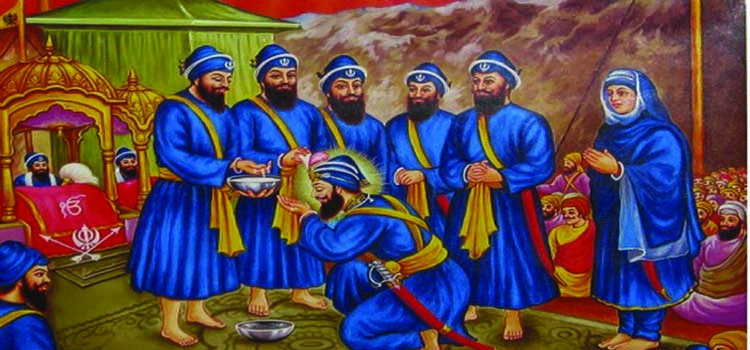 Guru Gobind Singh and all about Panj Pyare