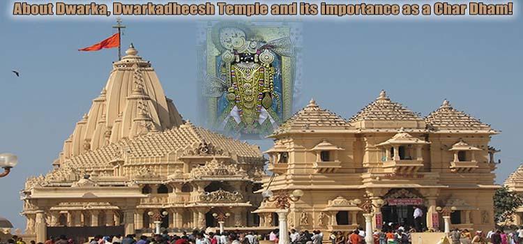 Sri Dwarkadhish temple – Dwaraka