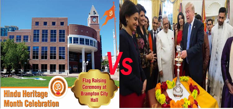 Hindu Heritage Month Celebration by City of Brampton: A slap on the face of Hindus