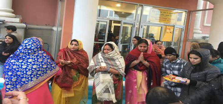 Chhath festival in Mississauga, Canada – As it happened
