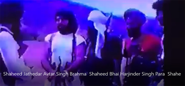 Khalistani Training camp in Pakistan – Money laundering by Canadian politicians for terrorism?