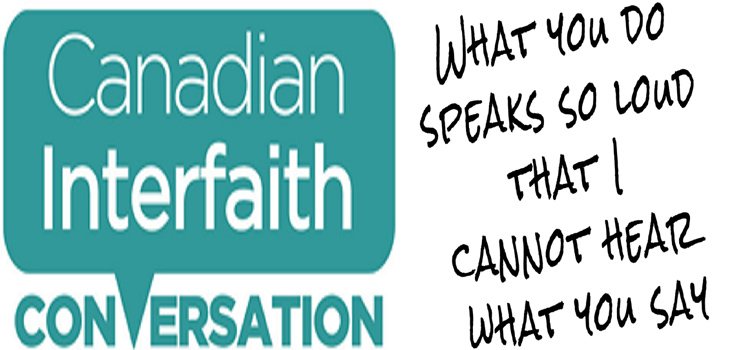 Canadian Interfaith Conference Or Canadian Abrahamic Hypocrisy?