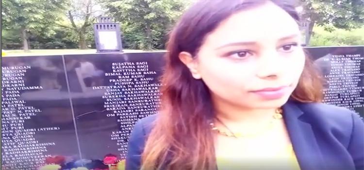 Ruby Sahota MP defends Khalistani terrorists in Air India Flight 182 bomb victims memorial