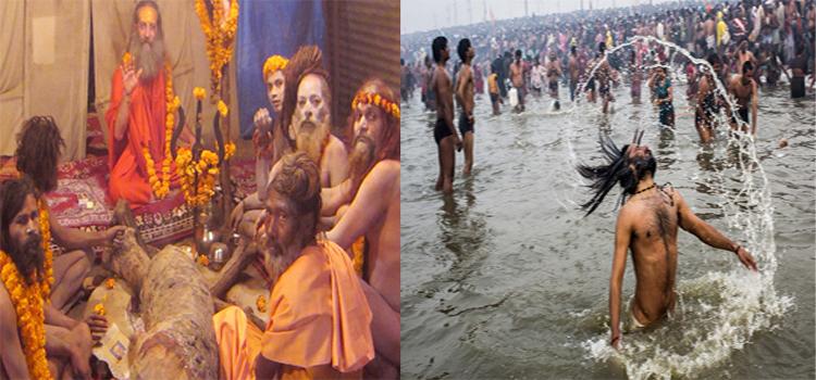 Kumbh Mela at Prayagraj – Meet Sadhus and Gurus