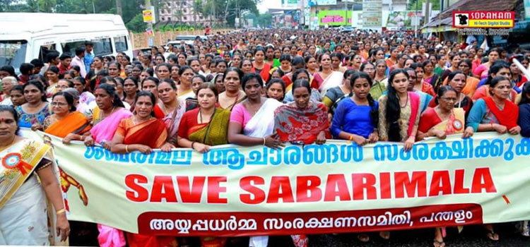 Sabarimala – War against Hindus