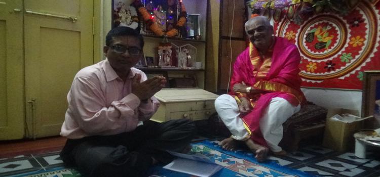 Tirupati Temple & Balaji Deity – Sri Ramana Deekshitulu