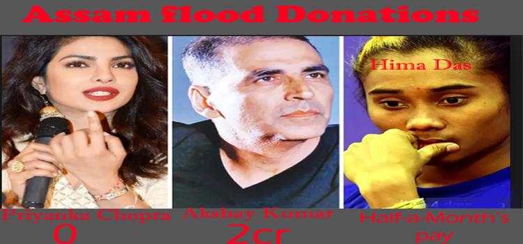 "Fire Priyanka Chopra as brand ambassador & Appoint Golden Girl ""Hima Das"""