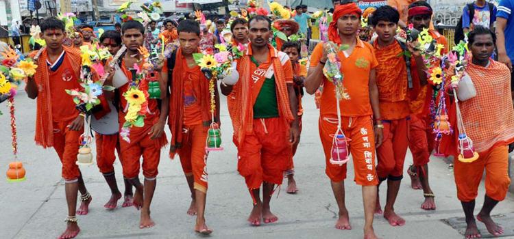 Pseudo Secular & Anti Hindus Fail Miserably – kanwar yatra