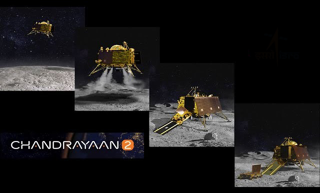"""India"" The Space Super Power – Chandrayaan 2 Soft Landing in Moon"