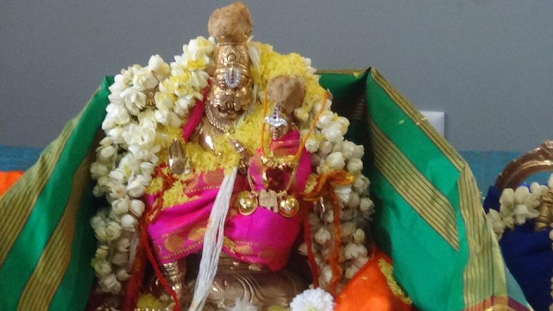 Lakshmi Narasimha Swamy Kalyana Utsavam – Marriage Ceremony of the God