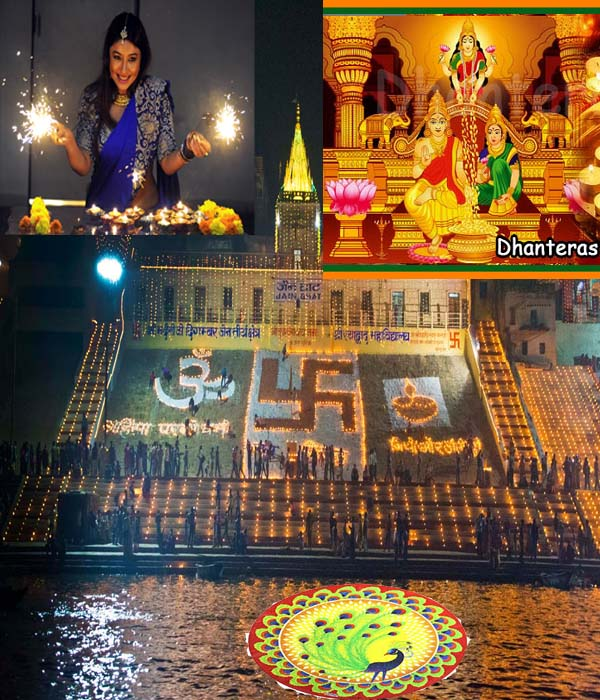 """""""Happy Deepavali""""  The Festival of Lights – Know How & Why Billions Celebrate Around The World !!"""