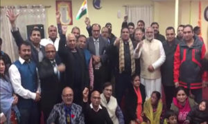 Indian Community in Canada Celebrates Ayodhya Ram Lala Verdict By Supreme Court of India