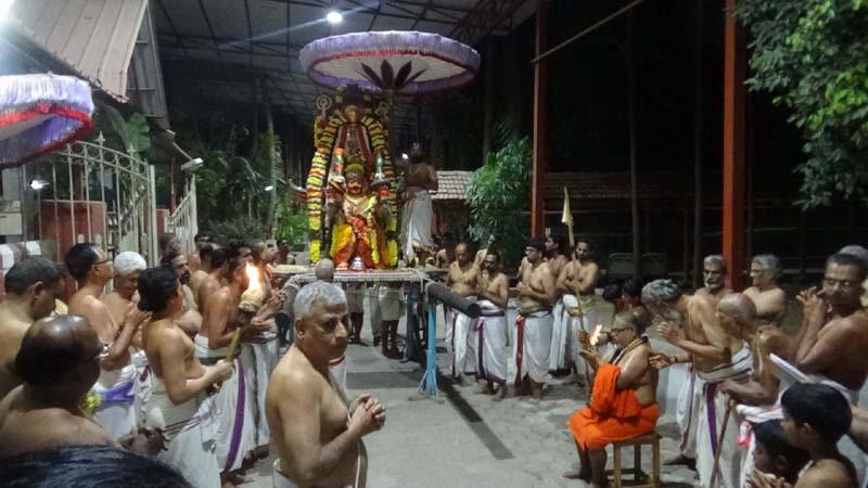 Ahobilam Sri Lakshmi Narasimha Swamy Garuda Seva