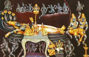Srirangam Temple – Functions -Specialties : Temple History & Sthala Puran – Part 2