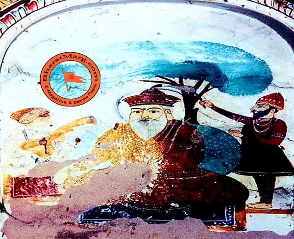 Guru Nanak fought for Ram Mandir ?