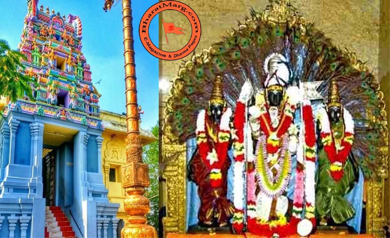 Most Beautiful Murugan temple on hill in Chennai – Kumaran Kundram