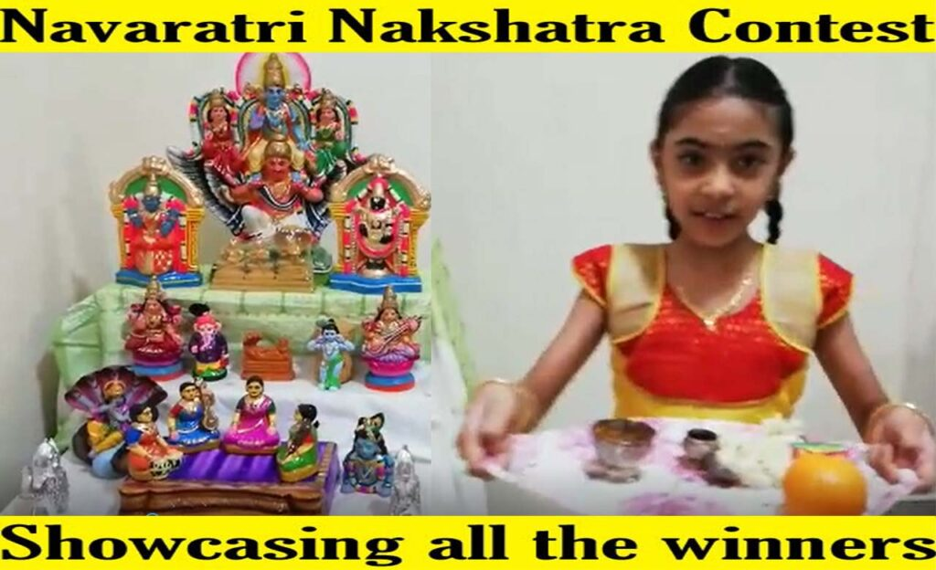 Navaratri Nakshatra Winners – Dubai Special