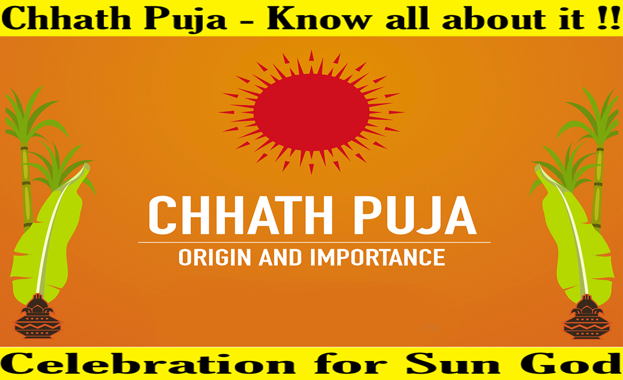 Chhath Puja – Know all about it
