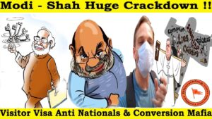 Breaking : Modi – Shah huge Crackdown !!