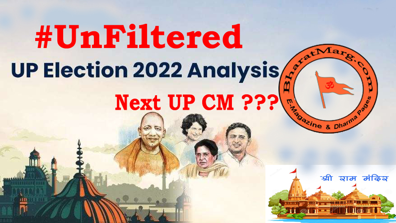 UP Election 2022 Unfiltered – Pre Poll Analysis from Govardhan