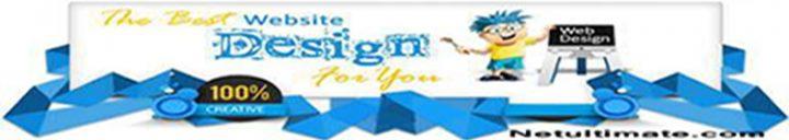 netultimate webdesign banner